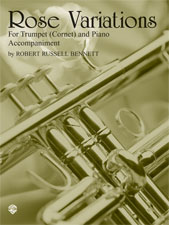 Rose Variations [Trumpet]