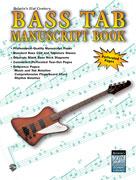 21st Century Bass TAB Manuscript Book [Bass Guitar] -