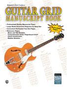 Guitar Grid Manuscript Book