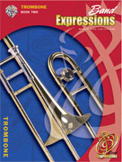 Band Expressions 2 Trombone Book & CD