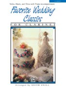 Favorite Wedding Classics [Clarinet]