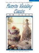 Favorite Wedding Classics [Flute]