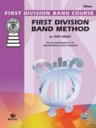 First Division Band Method, Part 4 [Oboe]