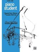 Piano Student Level 1