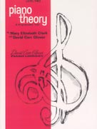 David Carr Glover Piano Theory Level 2 Book