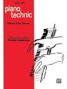 Piano Technic, Level 2 [Piano]