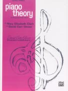 Alfred Glover Series Theory Level 3 Book