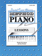 Method for Piano Lessons Level 1