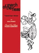 March Of The Fleas IMTA-A [piano] Glover (LE)