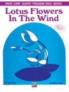 Lotus Flowers in the Wind IMTA-C PIANO