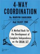 4-Way Coordination - Drum Set Method