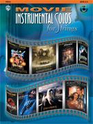 Movie Instrumental Solos for Strings [Viola]