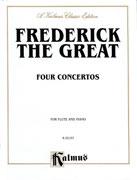 4 Concertos for Flute and Piano