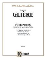 Four Pieces [String Bass]