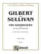 The Gondoliers (Vocal Score)
