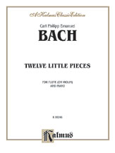 12 Little Pieces - Flute (or Violin) and Piano