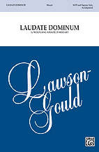 Laudate Dominum [Choir]