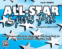 All-Star Sports Pak [2nd B-Flat Trumpet]