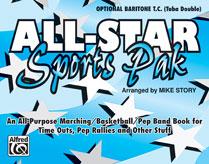 All-Star Sports Pak [Opt. Baritone T.C. (Tuba Double)]