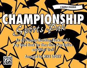 Championship Sports Pak [C Flute/C Piccolo]