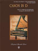 Canon in D [Piano]