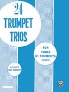 24 Trumpet Trios [Trumpet] Book