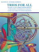Trios for All [Tenor Saxophone, Baritone T.C.]