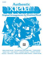 Authentic Dixieland: Clarinet