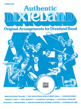 Authentic Dixieland: String Bass