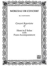 Morceau de Concert [French Horn]
