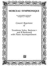 Morceau Symphonique [Trombone]
