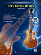 Ultimate Beginner Series Rock Guitar Basics BKCD