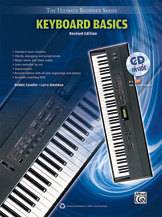 Ultimate Beginner Series Keyboard Basics BKCD