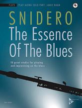 Advance Music Snidero J              Essence of the Blues Play-Along - Flute