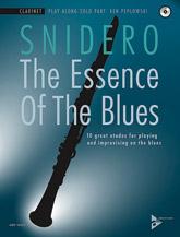 Advance Music Snidero J              Essence of the Blues Play-Along - Clarinet