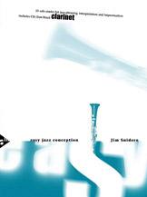 Easy Jazz Conception Clarinet Bk/CD