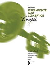 Intermediate Jazz Conception Trumpet Bk/CD