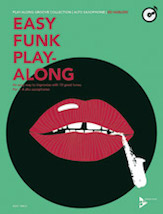 Easy Funk Play-Along for Alto Saxophone