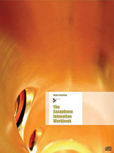 Saxophone Intonation Workbook (Bk/CD)