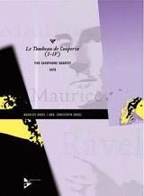 Le Tombeau de Couperin (I-IV) - Sax Quartet SATB