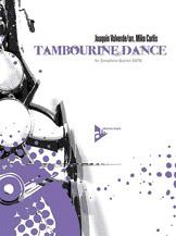 Tambourine Dance - Sax Quartet SATB