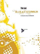 Bb-Flat-a-Loogo - Sax Quartet SATB/AATB