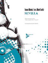 Sevilla - Sax Quintet SAATB