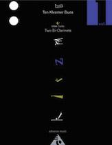 10 Klezmer Duos - Clarinet Duet