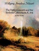 Violin Concerti and Sinfonia Concertante, K. 364 [Violin]