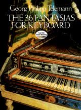Thirty-six Fantasias For Keyboard