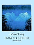 Grieg Piano Concerto [Full Score] Orchestra