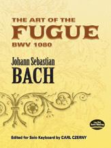 Art of the Fugue - Piano Solo