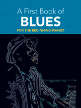 A First Book of Blues [elementary piano solo] Dutkanicz