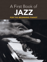 A First Book of Jazz [Piano]